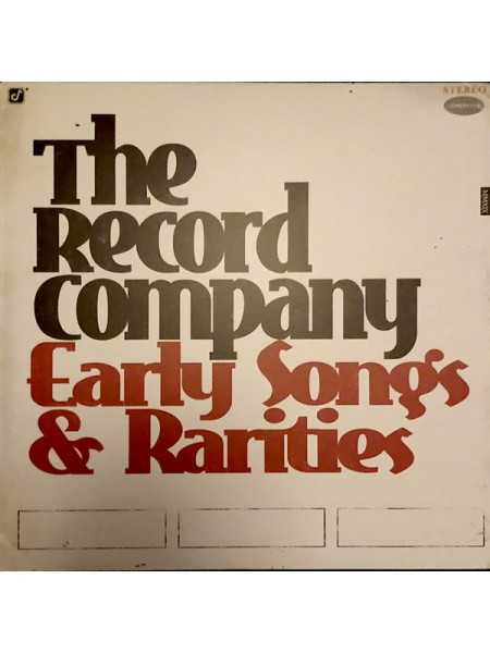 888807212662---The Record Company – Early Songs & RaritiesConcord Records – CRE01116LP1POPTOP14.02.20200:00:00ConcordS/S