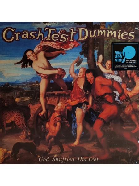 "9171474--Crash Test Dummies – God Shuffled His FeetArista – 19075889911, Sony Music – 19075889911""21.06.2019Black Vinyl1SONY12"""" винил/33. АльбомFUL""S/S"