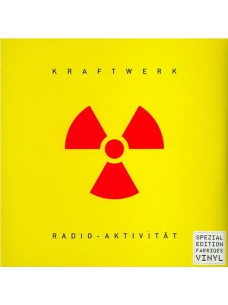 "9177476--Kraftwerk – Radio-AktivitätKling Klang – 50999 6 99587 1 7, Parlophone – 50999 6 99587 1 7""09.10.2020Limited 180 Gram Translucent Yellow Vinyl/Booklet1PLG12"""" винил/33. АльбомFUL""S/S"