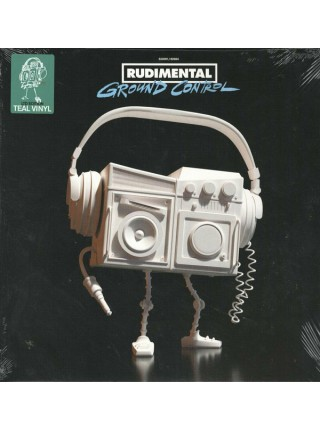 "9180436--Rudimental – Ground ControlAsylum Records – 019029 6683954""03.09.2021Limited Green Vinyl/Gatefold2WM12"""" винил/33. АльбомFUL""S/S"