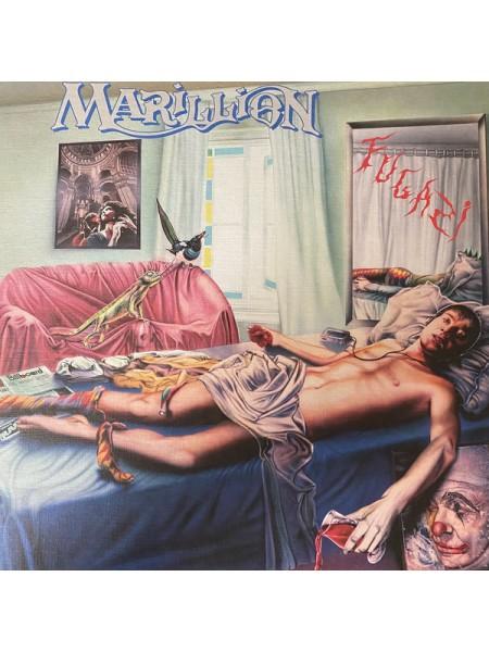 "9180751--Marillion – FugaziParlophone – 0190295016463""10.09.2021Deluxe Edition/Limited Box Set/180 Gram Black Vinyl4WM12"""" винил/33. АльбомFUL""S/S"