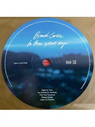 "9180726--Brandi Carlile – In These Silent DaysLow Country Sound – 075678643170""01.10.2021Limited Gold Vinyl/Gatefold1WM12"""" винил/33. АльбомFUL""S/S"