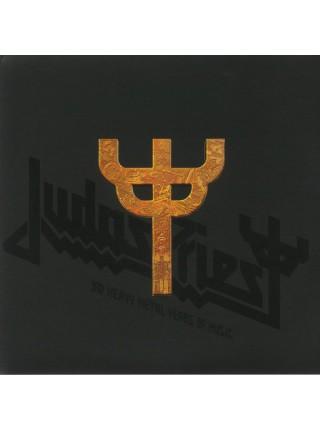 "9180489--Judas Priest – ReflectionsSony Music – 194398 91781""15.10.2021180 Gram Red Vinyl/Gatefold2SONY12"""" винил/33. АльбомFUL""S/S"