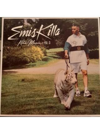 "9180785--Emis Killa – Keta Music Vol.3Epic – 194399177211""17.09.2021Orange Vinyl1SONY12"""" винил/33. АльбомFUL""S/S"