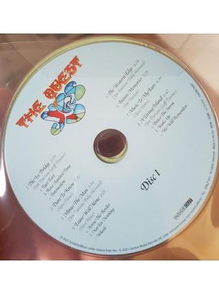 """99134269--Yes – The QuestInside Out Music – IOMLP 601, Sony Music – 19439878841""""01.10.20212LP+2CD/180 Gram Black Vinnyl/Gatefold/Booklet4SONY12"""""""" винил/33. АльбомFUL""""S/S"""