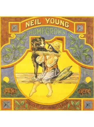 "99156253--Neil Young – HomegrownReprise Records – 093624893639""19.06.2020Black Vinyl/Gatefold1WM12"""" винил/33. АльбомFUL""S/S"