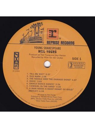 "99153556--Neil Young – Young ShakespeareReprise Records – 093624888093""26.03.2021Black Vinyl/Gatefold1WM12"""" винил/33. АльбомFUL""S/S"