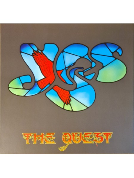 """99147568--Yes – The QuestInside Out Music – IOMBOXCD 601, Sony Music – 19439878811""""01.10.2021Limited Deluxe Edition/2LP+2CD+Blu-Ray/Box Set5SONY12"""""""" винил/33. АльбомFUL""""S/S"""