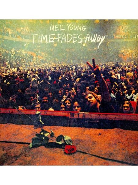 "99148902--Neil Young – Time Fades AwayReprise Records – 9362-49385-0""02.09.2016Black Vinyl/Poster1WM12"""" винил/33. АльбомFUL""S/S"