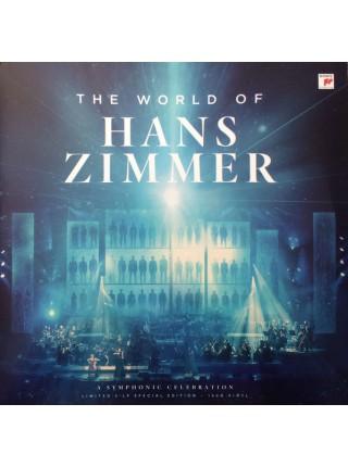 "99172323--Hans Zimmer – The World Of Hans Zimmer (A Symphonic Celebration)Sony Classical – 190759286111""29.03.2019180 Gram Black Vinyl/Gatefold3SONY12"""" винил/33. АльбомFUL""S/S"