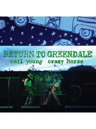 """99173430--Neil Young Crazy Horse – Return To GreendaleReprise Records – 093624893257""""06.11.2020Deluxe Limited Edition/2LP+2CD+Blu-Ray+DVD/Numbered/Box Set6WM12"""""""" винил/33. АльбомFUL""""S/S"""