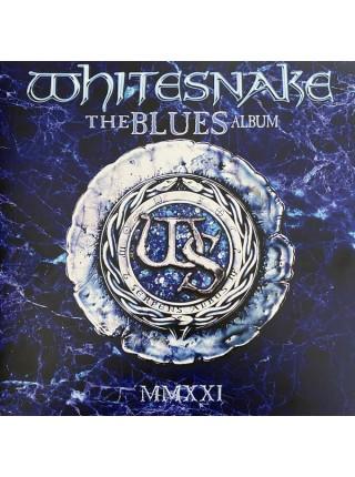 """99161596--Whitesnake – The Blues AlbumRhino Records (2) – RCV1 645676""""19.02.2021Limited 180 Gram Ocean Blue Vinyl/Gatefold2WM12"""""""" винил/33. АльбомFUL""""S/S"""