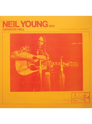 """99173818--Neil Young – Carnegie Hall 1970Shakey Pictures Records – 093624885153""""01.10.2021Black Vinyl2WM12"""""""" винил/33. АльбомFUL""""S/S"""