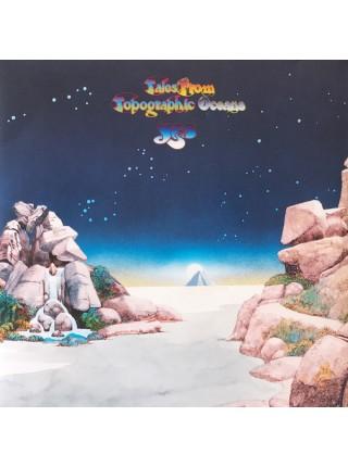 """99172229--Yes – Tales From Topographic OceansAtlantic – 8122796553 , Rhino Records (2) – 8122796553""""21.06.2013180 Gram Black Vinyl2WM12"""""""" винил/33. АльбомFUL""""S/S"""