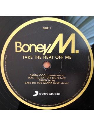 160097Boney M. – Take The Heat Off Me2017Sony Music – 88875081091S/SEurope