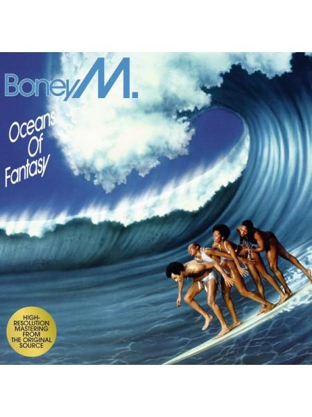 160098Boney M. – Oceans Of Fantasy2017Sony Music – 8985409241S/SEurope