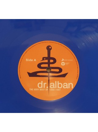160100Dr. Alban – The Very Best Of 1990 - 19972019Sony Music – 190759643013S/SEurope