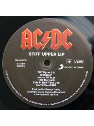 160094AC/DC – Stiff Upper Lip2014Sony Music – 88843049281S/SEurope