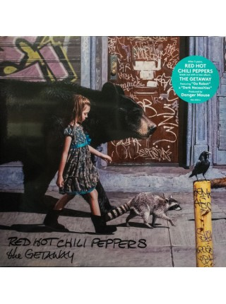 160108Red Hot Chili Peppers – The Getaway2016Warner Bros. Records – 9362-49201-6S/SEurope