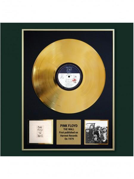 Реплика студийной золотой записи Pink Floyd - The Wall