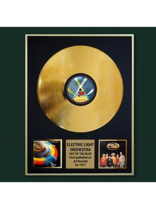 Реплика студийной золотой записи Electric Light Orchestra - Out Of The Blue
