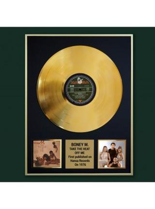 Реплика студийной золотой записи Boney M. - Take The Heat Off Me