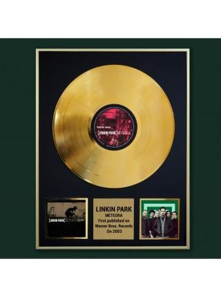 Реплика студийной золотой записи Linkin Park - Meteora