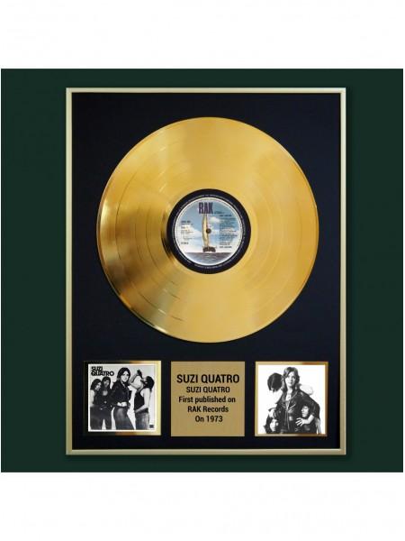 Реплика студийной золотой записи Suzi Quatro - Suzi Quatro