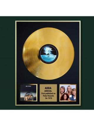 Реплика студийной золотой записи ABBA - Arrival
