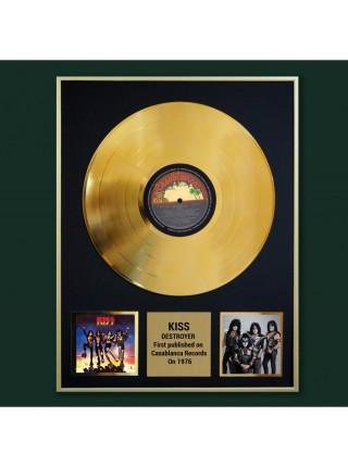 Реплика студийной золотой записи Kiss - Destroyer