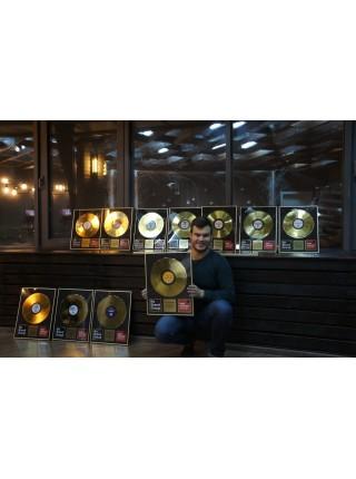 Реплика студийной золотой записи Fleetwood Mac - Rumours