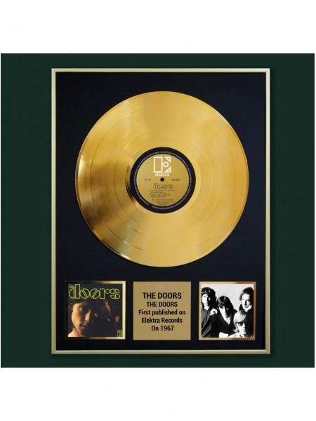 Реплика студийной золотой записи The Doors  - The Doors