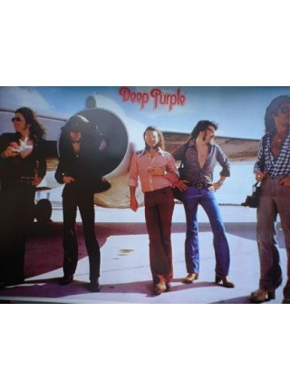 Deep Purple - Poster From Deep Purple Stormbringer Japan Album - Replica