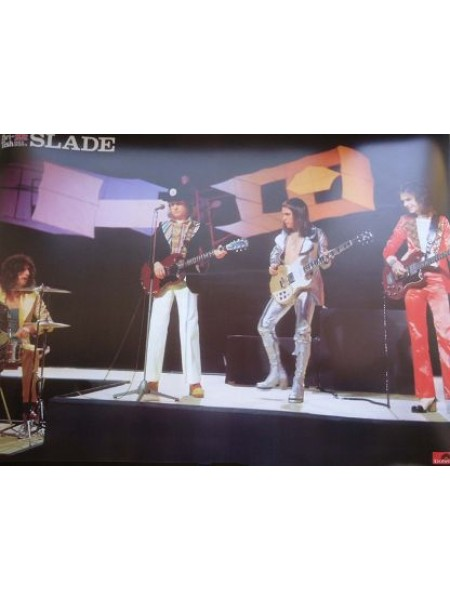 Slade - Poster Slade British Rock Series - Replica