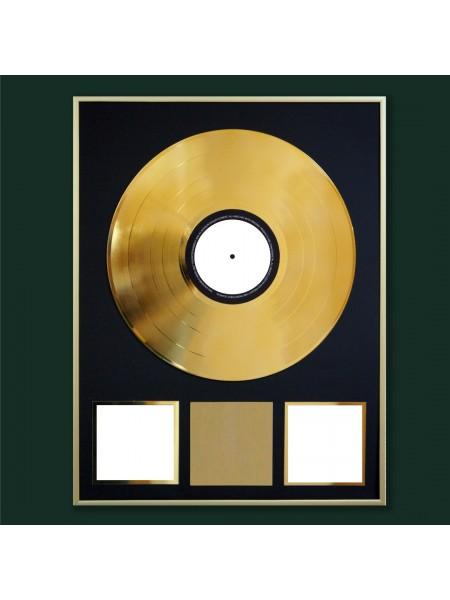Реплика студийной золотой записи по Вашему дизайну