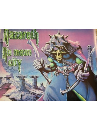 Nazareth - Poster From Nazareth No Mean City Album - Replica