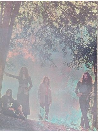 Black Sabbath - Poster From Black Sabbath Master Of Reality Album - Replica
