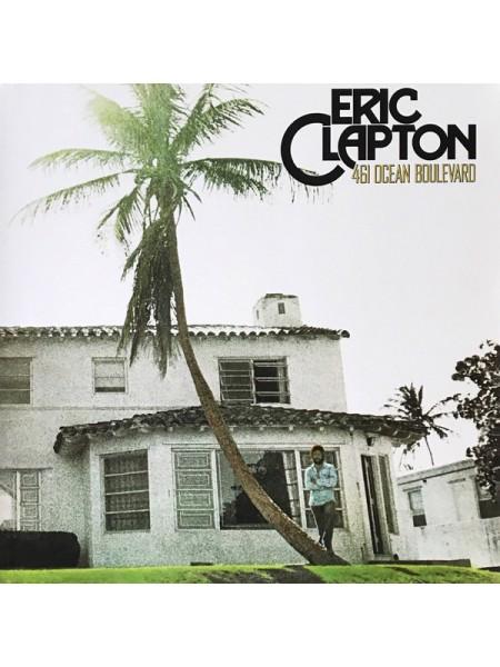 Eric Clapton - 461 Ocean Boulevard; /1989; Europe; S/S - 84228116971