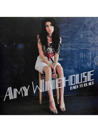 Amy Winehouse.....(Jazz) - Back To Black; /2007; Europe; S/S - 860251734128