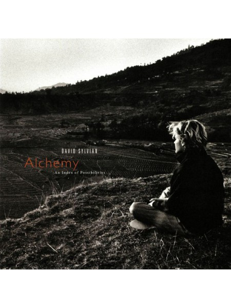 David Sylvian.....(Abstract, Synth-pop) - Alchemy: An Index Of Possibilities; /2019; Europe; S/S - 860256795333