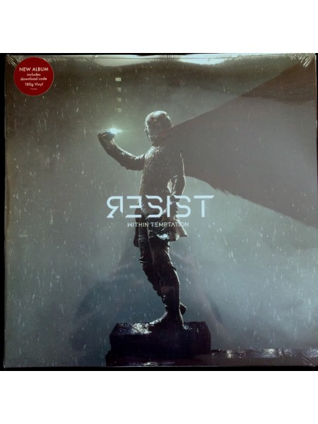 Within Temptation..... (Metal) - Resist; 2018/2019; Europe; S/S - 860257701904