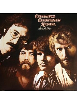 Creedence Clearwater Revival - Pendulum; 1970/2015; Europe; S/S - 888807235879