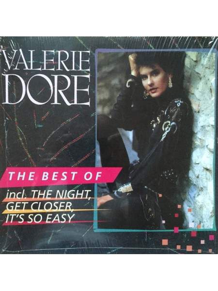 160232Valerie Dore – The Best Of2014ZYX Music – ZYX 20943-1S/SGermany