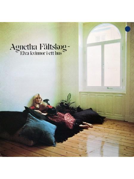 Agnetha Fältskog.....(ex ABBA) - ELVA KVINNOR I ETT HUS; 1975/2018; Europe; S/S - 9157414