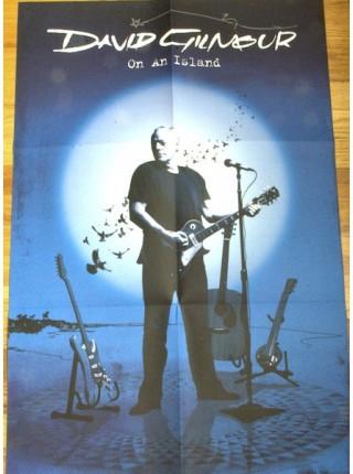 "9129234--David Gilmour – On An IslandEMI – 0946 3 55695 1 3""18.09.2015180 Gram Black Vinyl/Gatefold/Poster1PLG12"""" винил/33. АльбомFUL""S/S"
