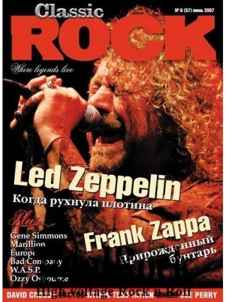 Classic Rock - 6(57) июнь 2007
