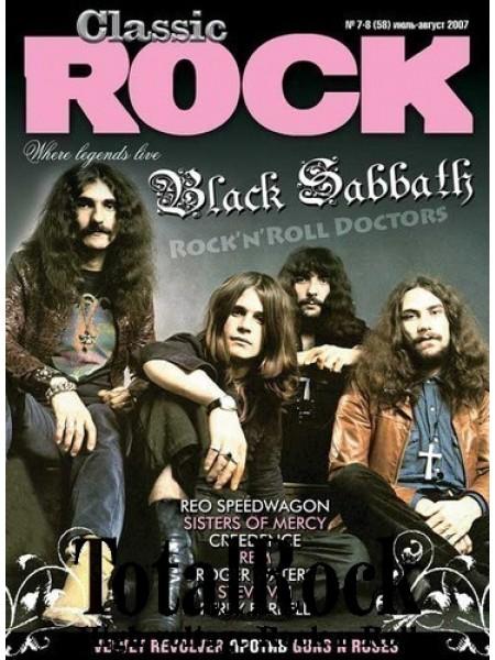 Classic Rock - 7-8(58) июль-август 2007