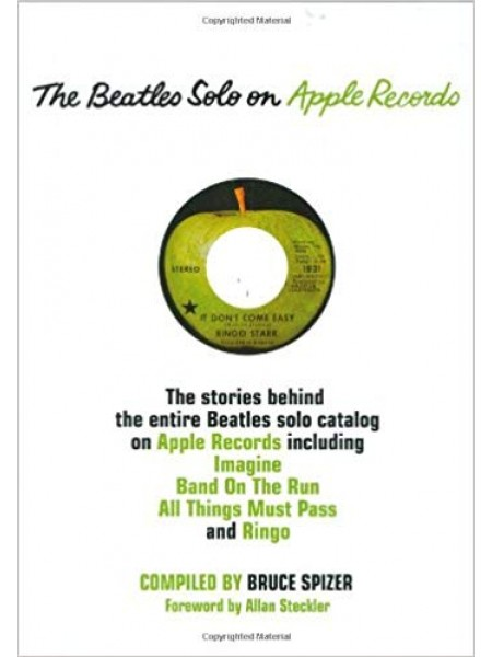 Beatles Solo on Apple Records - Spizer B., Daniels F.; Four Ninety-Eight Productions; 2010 - 1045