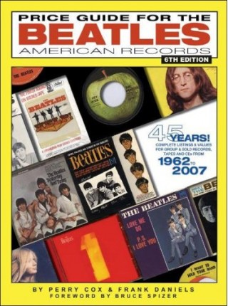 Price Guide For The Beatles American Records - Cox P., Daniels F.; Four Ninety-Eight Productions; 2070 - 1046