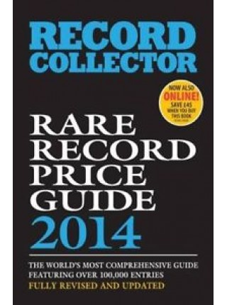 Rare Record Price Guide 2014 - ; Diamond Publishing Ltd; - 1047